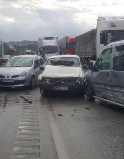 Kastamonu'da zincirleme trafik kazası: 10 yaralı
