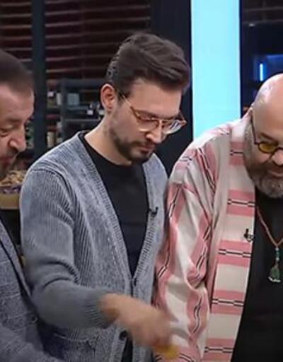 MasterChef'te Mehmet Şef'in Rabia'ya tepkisi geceye damga vurdu