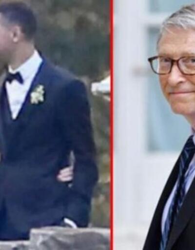 Bill Gates kızını evlendirdi