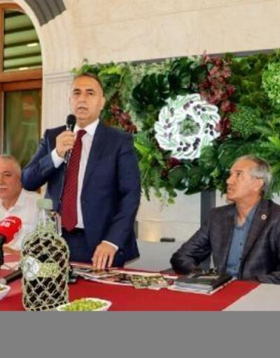 Hatay'da 'Altınözü Zeytin, Zeytinyağı ve Gastronomi Festivali' düzenlenecek
