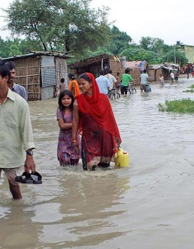 Nepal'de heyelan ve sel felaketi