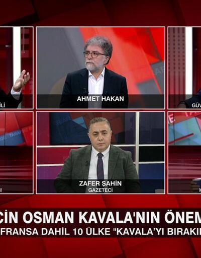 """Kılıçdaroğlu neden """"18 Ekim"""" dedi? 10 ülke için Osman Kavala'nın önemi ne? Ekonomideki riskler ve fırsatlar neler? Tarafsız Bölge'de tartışıldı"""