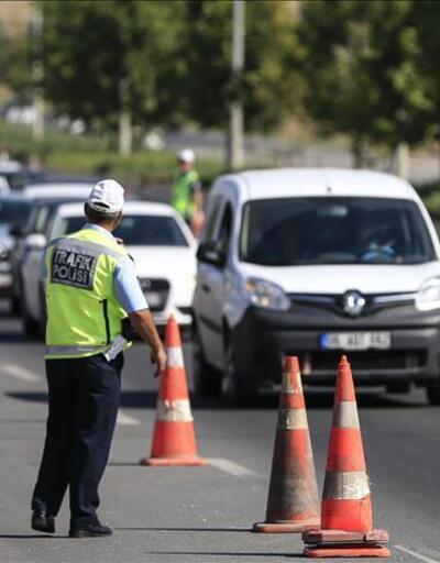 En çok trafik cezası, araç plakalarına kesildi