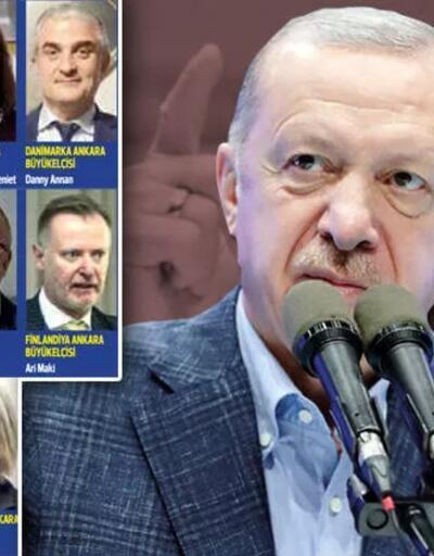 Erdoğan 'talimatı verdim' demişti: 'Persona Non Grata' ilan edilmesi nedir? Süreç nasıl işleyecek?