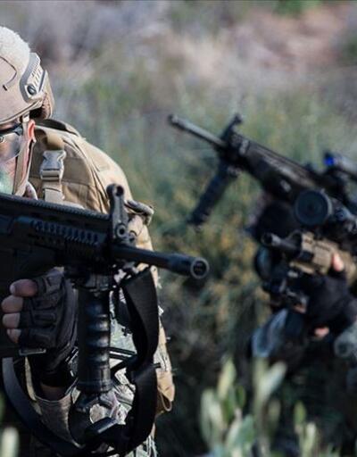 5 PKK/YPG'li terörist etkisiz hâle getirildi