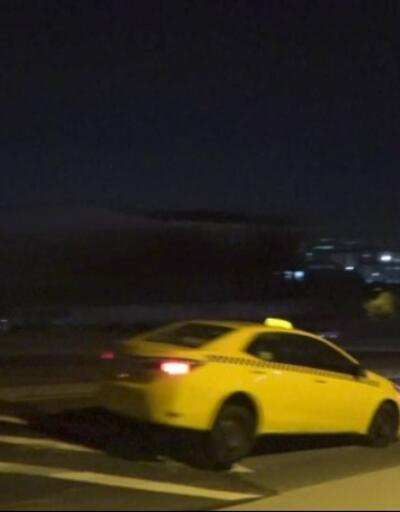 Kazaları önlemesi için yapılmıştı, kasise hızla girenler uçuyor