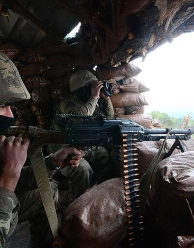 2 PKK/YPG'li terörist etkisiz hale getirildi