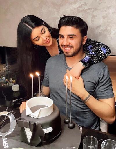 Ozan Tufan'ın eşi Instagram'dan müjdeyi verdi