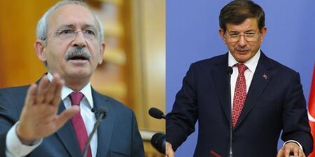 Kılıçdaroğlu ile Davutoğlu bir araya geldi - Son Dakika Flaş Haberler