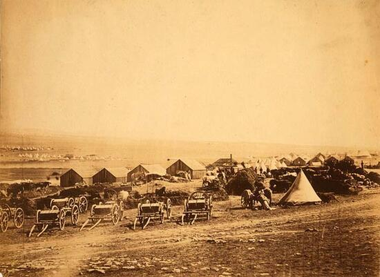 Tarihin ilk savaş fotoğrafları