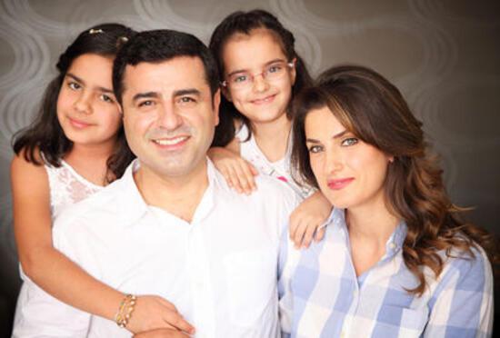HDP reklam filmindeki 'temsili Demirtaş' ailesini şaşırttı