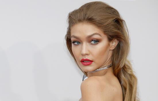 Dünyaca ünlü model Gigi Hadid'in güzellik sırları…