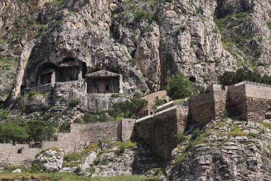 Amasya'ya gittiğinizde görmeniz gereken yerler