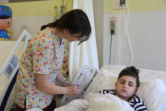 Alman doktorlar Türk ailenin oğlunu elinden almaya çalıştı