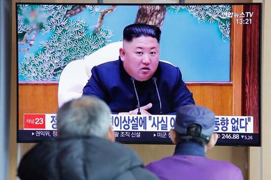 Öldüğü iddia edilen Kuzey Kore lideri Kim günler sonra ortaya çıktı