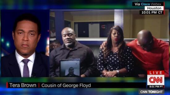 ABD'de polis tarafından öldürülen George Floyd'un ailesi ilk kez konuştu