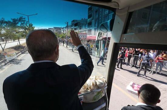 Malazgirt Zaferi'nin 949. yıl dönümü... Cumhurbaşkanı Erdoğan Bitlis'te