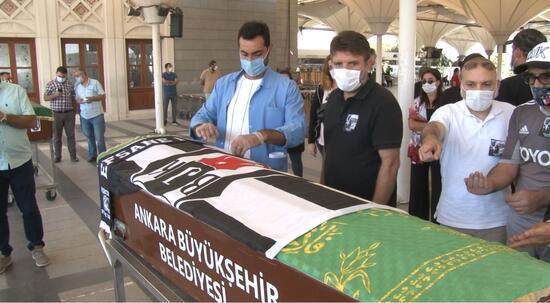 Haldun Boysan, Ankara'da son yolculuğuna uğurlandı