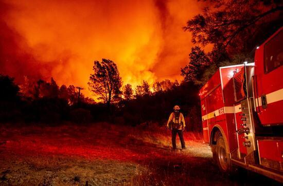ABD'de yangın kabusu sürüyor: 33 kişi hayatını kaybetti