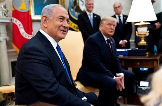 İran'dan Arap ülkelerine İsrail resti