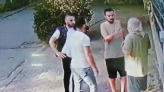 Son dakika... Halil Sezai'nin gözaltına alındığı kavga kamerada