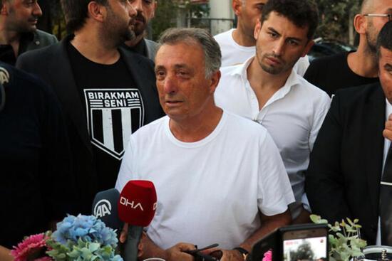 Son dakika Beşiktaş haberleri: Ahmet Nur Çebi'den büyük fedakarlık!