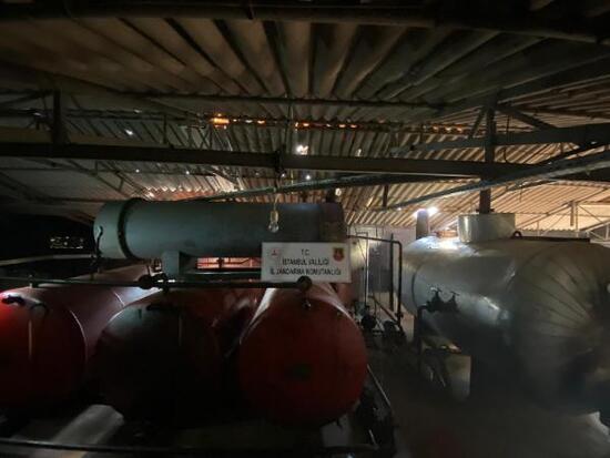 Tuzla'da 80 bin litre kaçak akaryakıt ele geçirildi