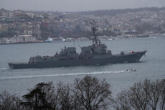 ABD veUkrayna'dan peş peşe açıklamalar: Türkiye'ye diplomatik bildirim