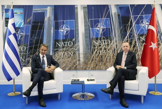 Brüksel'de tarihi toplantı, tarihi temaslar: NATO'da zirve içinde zirve