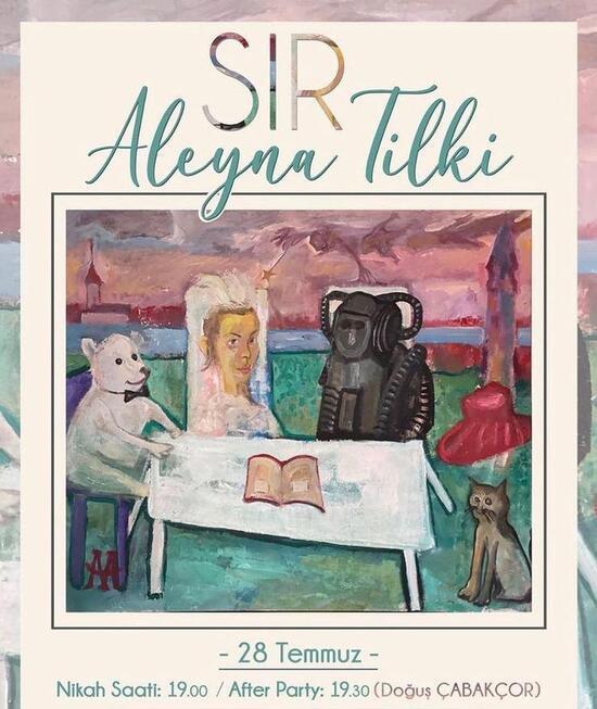 Aleyna Tilki'den şaşırtan evlilik açıklaması