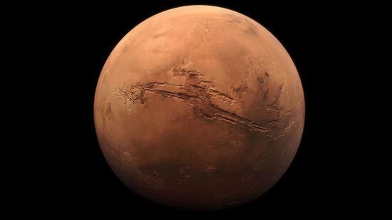 NASA fotoğraflarını paylaştı: Mars'ta uzaylı yaşamının olabileceğine dair kanıt bulundu
