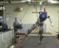 Tek ayak üstünde durabilen robot!
