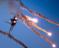 İsrail bir kez daha Gazze'yi bombaladı