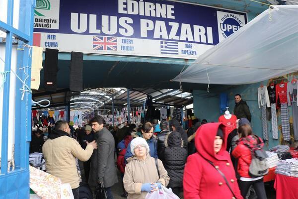 Edirne'deki sosyete pazarını 'Adrianoupolis' tartışması vurdu - Son Dakika  Flaş Haberler