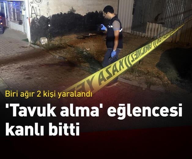 Son dakika: Bursa'da 'tavuk alma' eğlencesi kanlı bitti