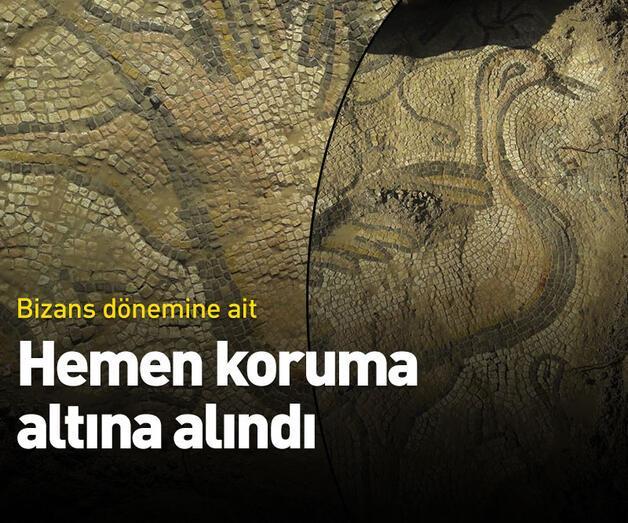 Son dakika: Bizans dönemine ait! Çiftçiler buldu