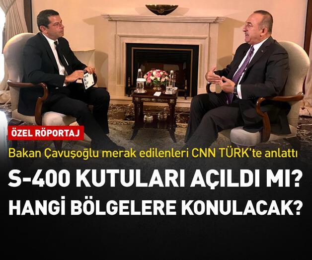Son dakika: Bakan Çavuşoğlu, merak edilenleri 5N1K'da anlattı