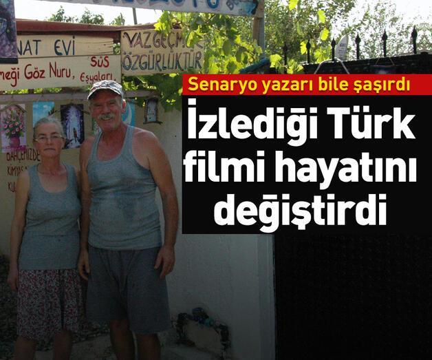 Son dakika: İzlediği Türk filmi hayatını değiştirdi
