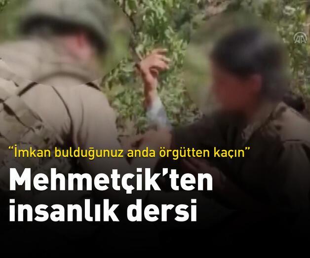 Son dakika: Mehmetçik'ten insanlık dersi