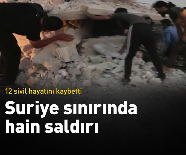 Son dakika: 12 sivil hayatını kaybetti