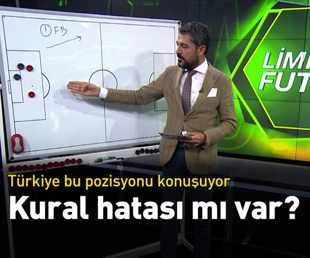 Son dakika: Alanyaspor-Fenerbahçe maçında kural hatası yapıldı mı?