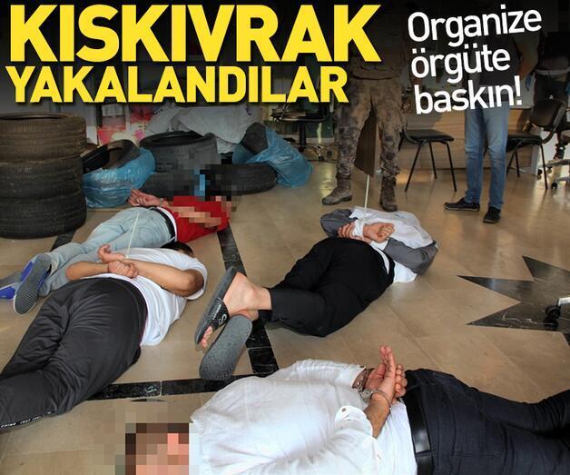 Son dakika: Malatya'da organize suç örgütüne operasyon