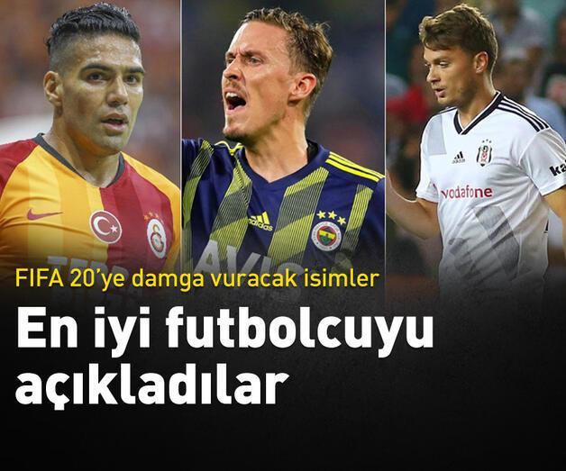 Son dakika: Süper Lig'in en iyi futbolcusunu açıkladılar