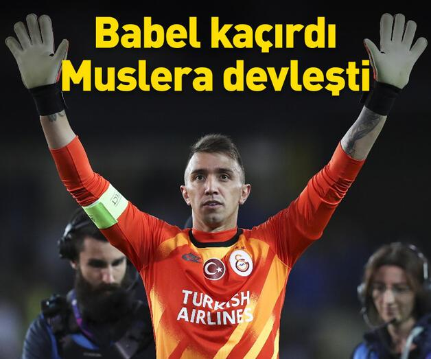 Son dakika: Galatasaray Devler Ligi'ne 1 puanla başladı