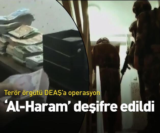 Son dakika: 'Al-Haram' deşifre edildi