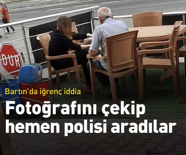 Son dakika: Fotoğrafını çekip hemen polisi aradılar