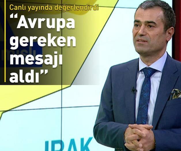 Son dakika: CNN TÜRK Genel Müdürü Murat Yancı, Barış Pınarı Harekatı'nı değerlendirdi