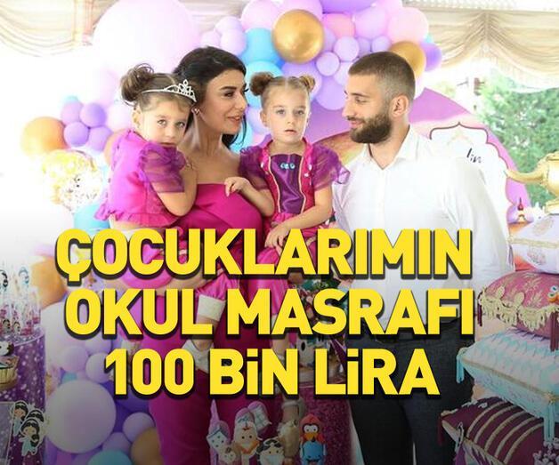 Son dakika: Çocuklarımın okul masrafı 100 bin lira
