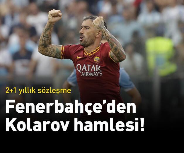Son dakika: Fenerbahçe'den Kolarov hamlesi!