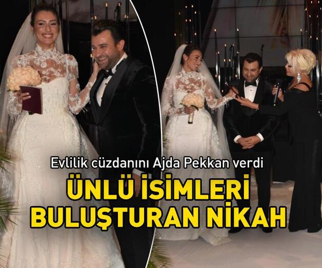 Son dakika: Ferruh Taşdemir ve Eftelya Kökbudak evlendi!